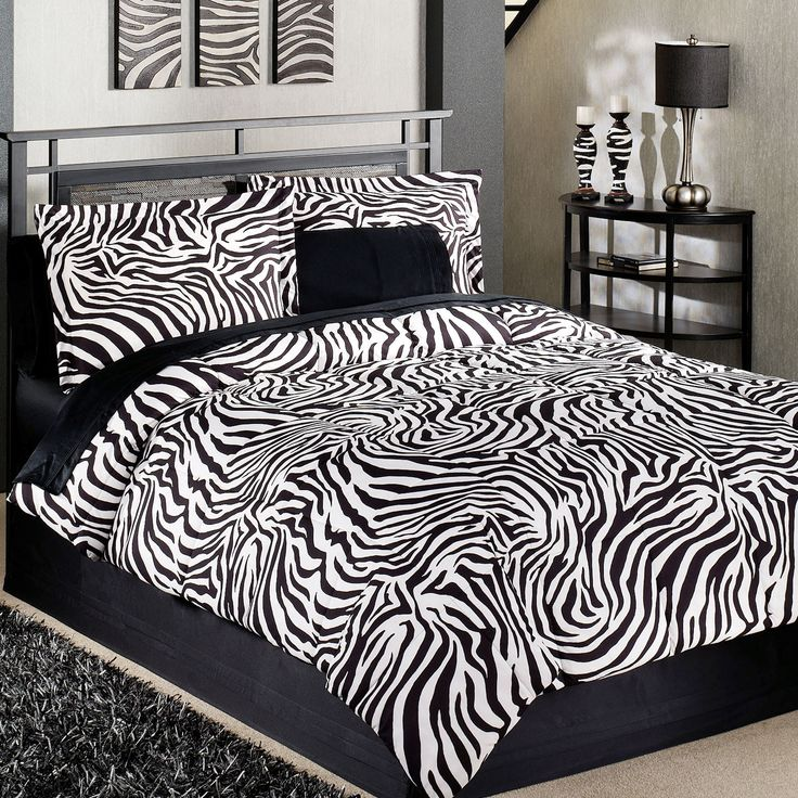 17 Best Ideas About Zebra Bedroom Designs On Pinterest
