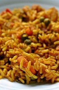 Rezept: Gemüsereis mit Kurkuma (vegan und histaminarm)