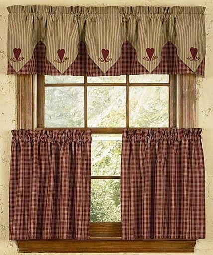 Cortinas country                                                                                                                                                      Mais
