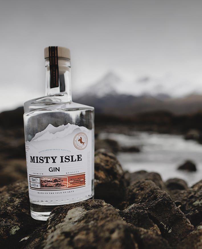 Misty Isle Gin | Isle of Skye Distillers