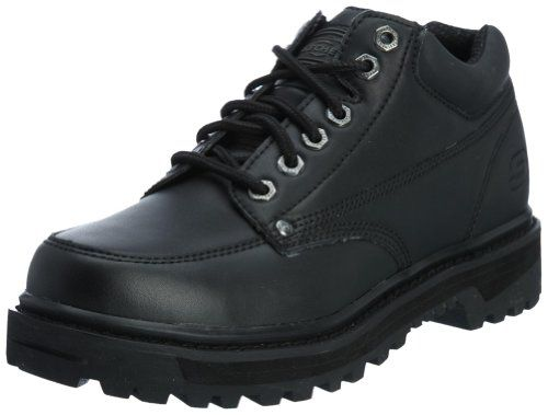 1000 Ideas About Skechers Mens Boots On Pinterest