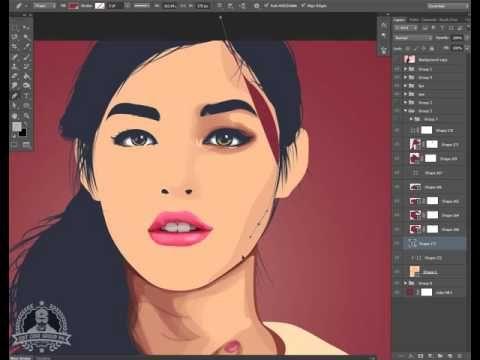 Blogger bodo: PENGERTIAN VECTOR ART DAN VEXEL ART