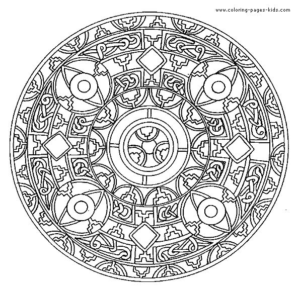 Mandalas To Print And Color For Adults