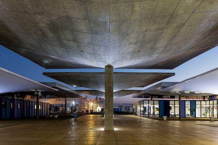 GCP Arquitetos: Fábrica Unilever, Aguaí, SP - Arcoweb