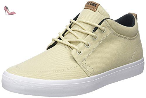 Globe GS Chukka, Basses Adulte Mixte, Multicolore (Dark Shadow), 42 EU (8 UK)