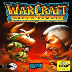 Warcraft - Orcs & Humans. I loved this game. I played it on an old PowerMac; it may have been a Quadra.