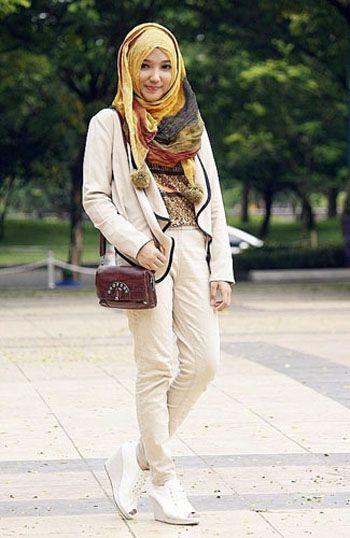 Trend Gaya Hijab Di Kalangan Hijabers