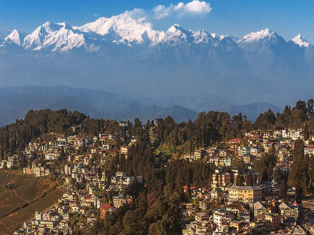 #Sikkim is one of the far northeastern states of India surrounded by the north and east by China and Nepal to the west. Kanchenchunga, the world's third tallest mountain, defines the border between Nepal and Sikkim and many of the treks in the region skirt the lower portions of this giant mountain. The weather in Sikkim is much wetter than in the other regions of the Himalaya due to its proximity to the Bay of Bengal and a direct flow of moisture during the monsoon months from May to early…