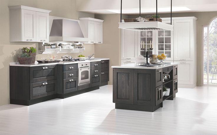 Cucina Aisha: Cucine classiche, cucine made in italy, cucine di ...