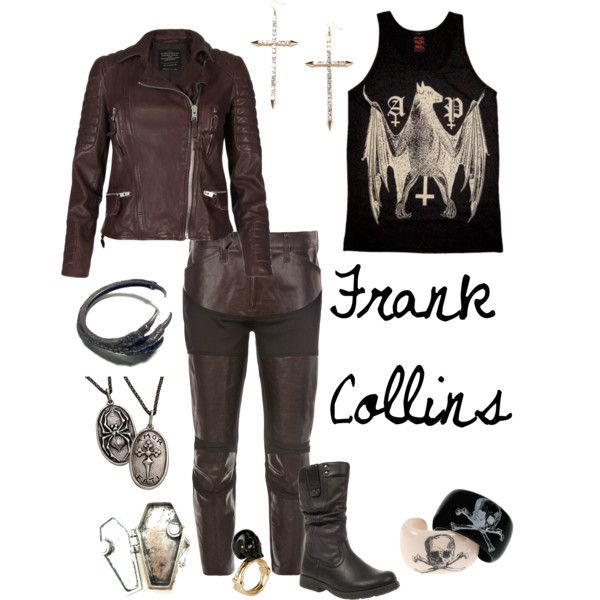 """Morganville Vampire 8"" by meagan-wymbs on Polyvore"