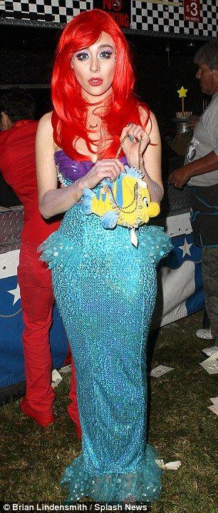 ariel little mermaid dress - Google Search