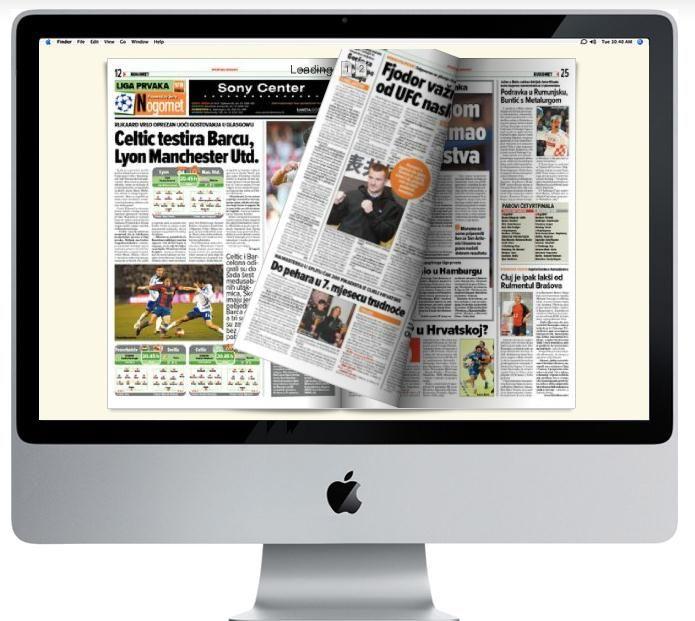 www.wmd.hr/flash-paper - Novine u flash obliku, online katalozi.