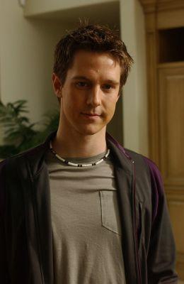 Jason Dohring as Logan Echolls on Veronica Mars! My love ☺