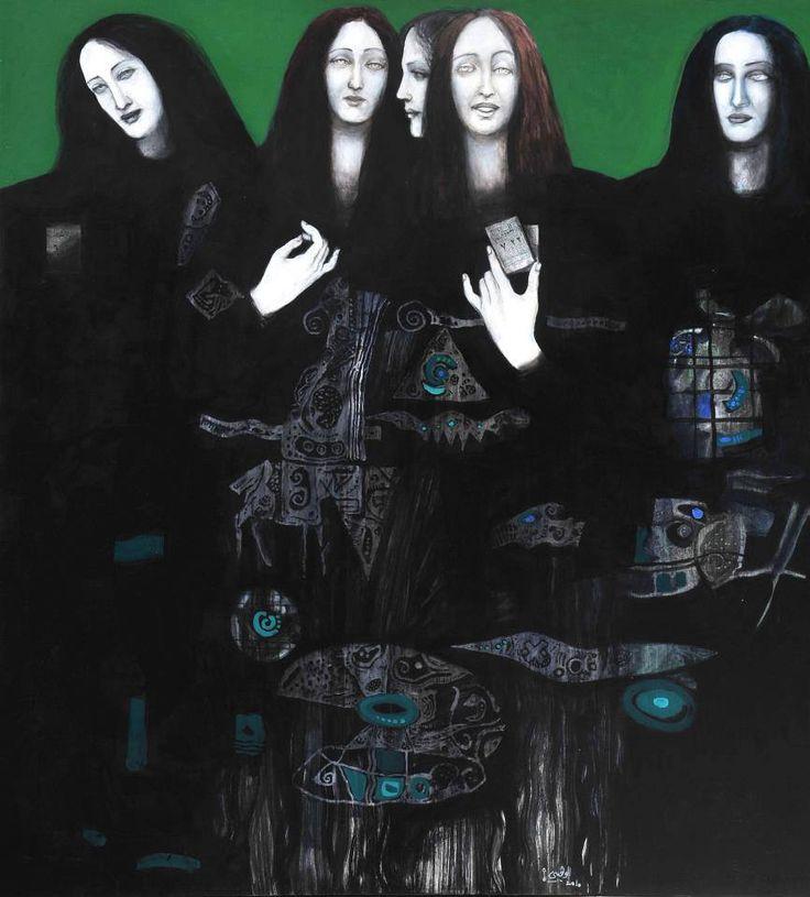 Syria Art - Mohamad Alwahibi