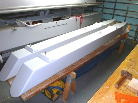 """Homemade Foam Boat 