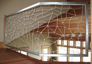 stainless steel handrails ~ Techno Steel