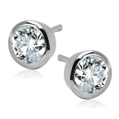 Srebrne Kolczyki YES, 79 PLN, www.YES.pl/47618-srebrne-kolczyki-AB-S-000-CYR-AKCJ044 #jewellery #silver #BizuteriaYES #shoponline #accesories #pretty #style