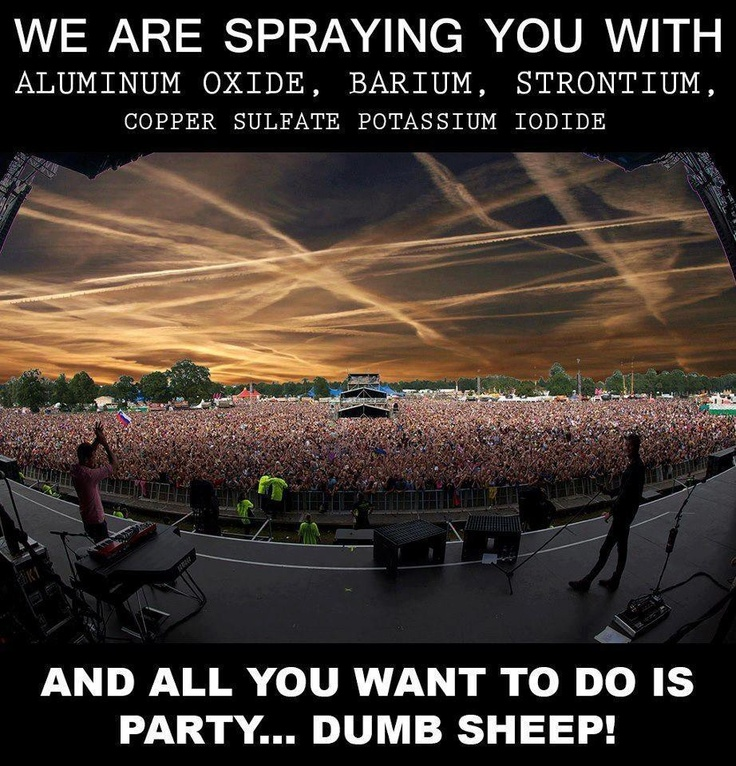 CLICK PIC TO WATCH  What in the World Are They Spraying?  infowars.com BECAUSE THERE'S A WAR ON FOR YOUR MIND