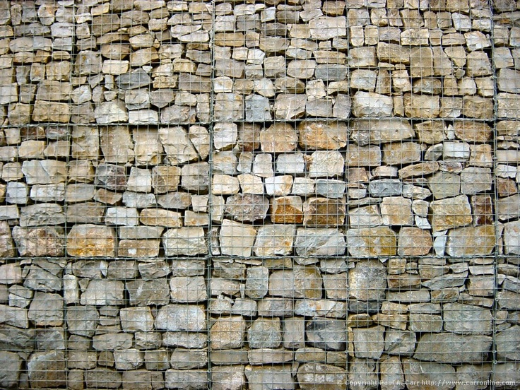 126 best images about gabion walls on Pinterest Gardens