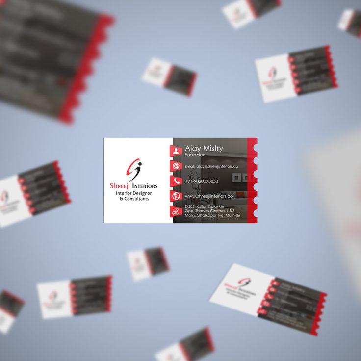 12 best Business Card Designs images on Pinterest | Card designs ...