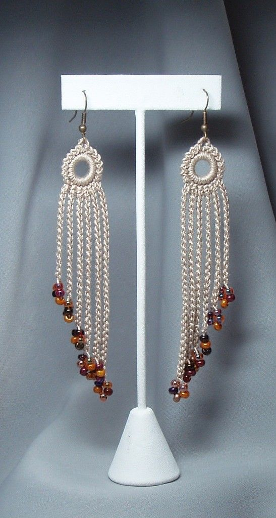 Diagonal Danglers by iceice on Etsy, $20.00