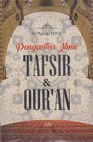 Toko Buku Sang Media : Pengantar Ilmu Tafsir & Quran