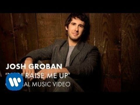▶ Josh Groban - You Raise Me Up (Official Music Video) - YouTube