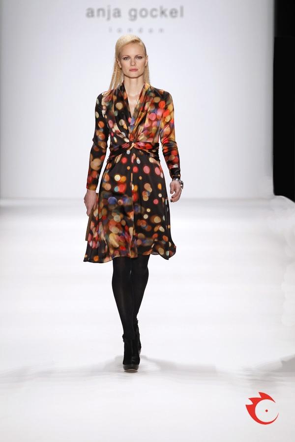 anja gockel - swinging, colorful bubble dress