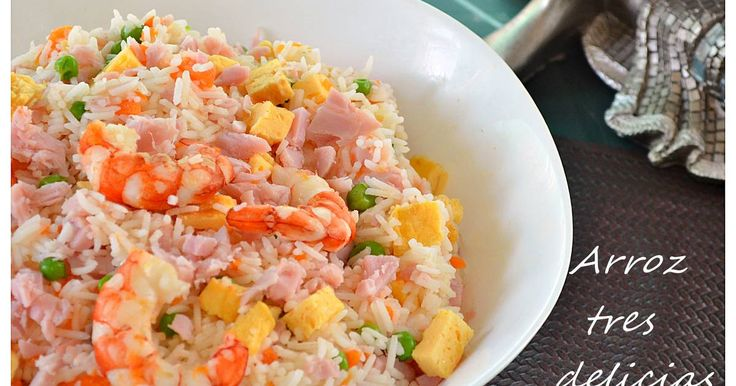 56 best images about cocinando on pinterest pizza for Cocinar arroz 3 delicias