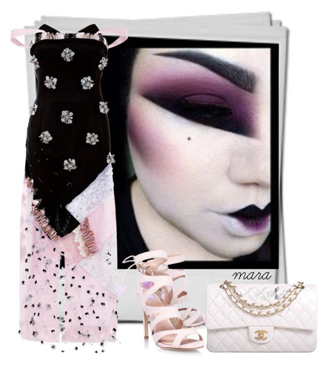 """""""Sweet Rose"""" by marastyle ❤ liked on Polyvore"""