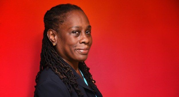 Interview w Chirlane McCray on Another Round