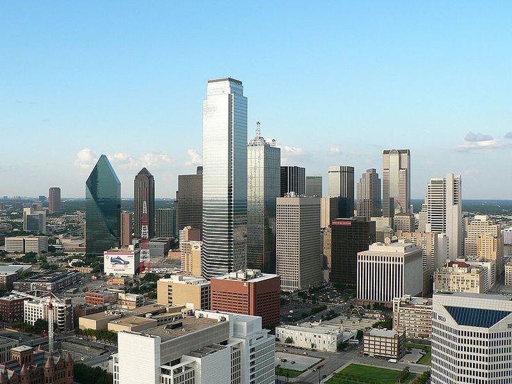 https://flic.kr/p/aqTmQB | Dallas Skyline | Dallas Texas Skyline