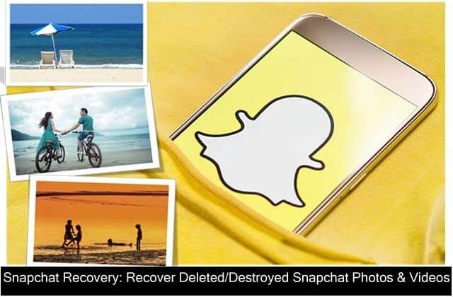 #Snapchat Recovery: #Recover Deleted/Destroyed Snapchat #Photos & #Videos. 1. Use #Dumpster App 2. Retrieve #Snaps from Snapchat Cache on Android. Tip take Snapchat #screenshot.