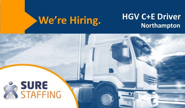 Hgv driver northampton recruitment jobs career job