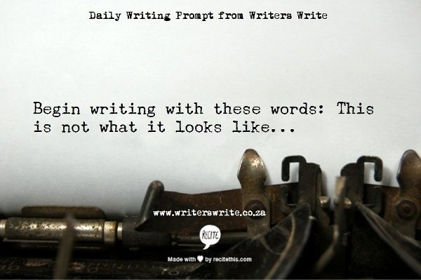 Writers Write offers the best writing courses in South Africa. To find out about Writers Write - How to write a book, or The Plain Language Programme - How to write for...