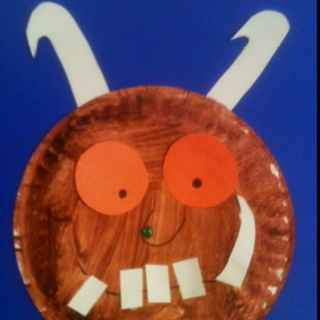 The Gruffalo.   Super cute book