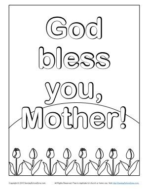12 best jesus and the children bible activities images on for Mothers day coloring pages religious