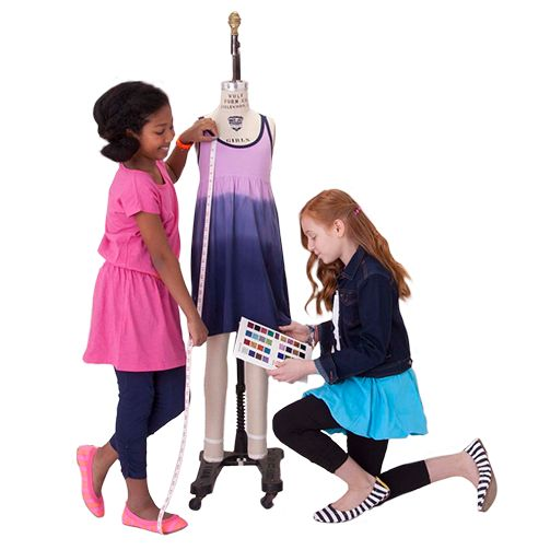 Kids Design Their Own Clothes Online lets kids design their own