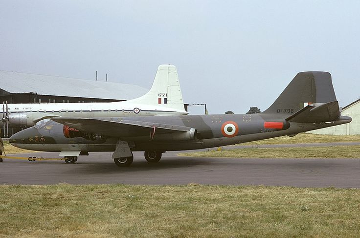 English Electric Canberra T4, India - Air Force AN1286034