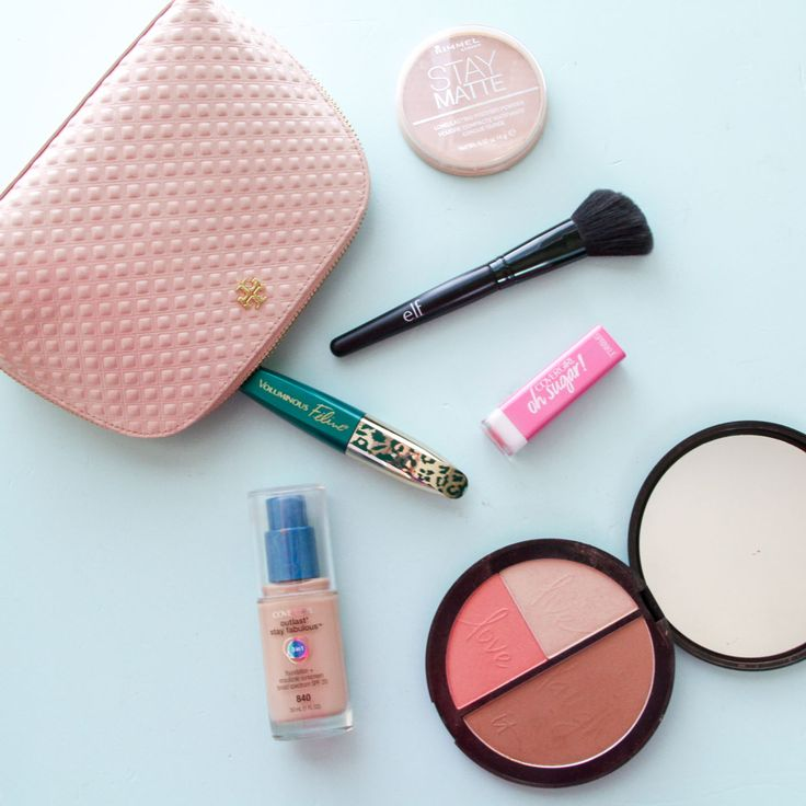 Easy Everyday College Makeup With Only 5 Items