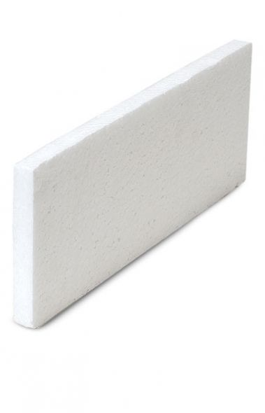 Expanded Polystyrene is least expensive of the rigid foams