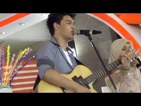 Fatin Shidqia Feat Mikha Angelo Live @ PRJ - Lucky (Jazon M'raz) - 23 Juni 2013
