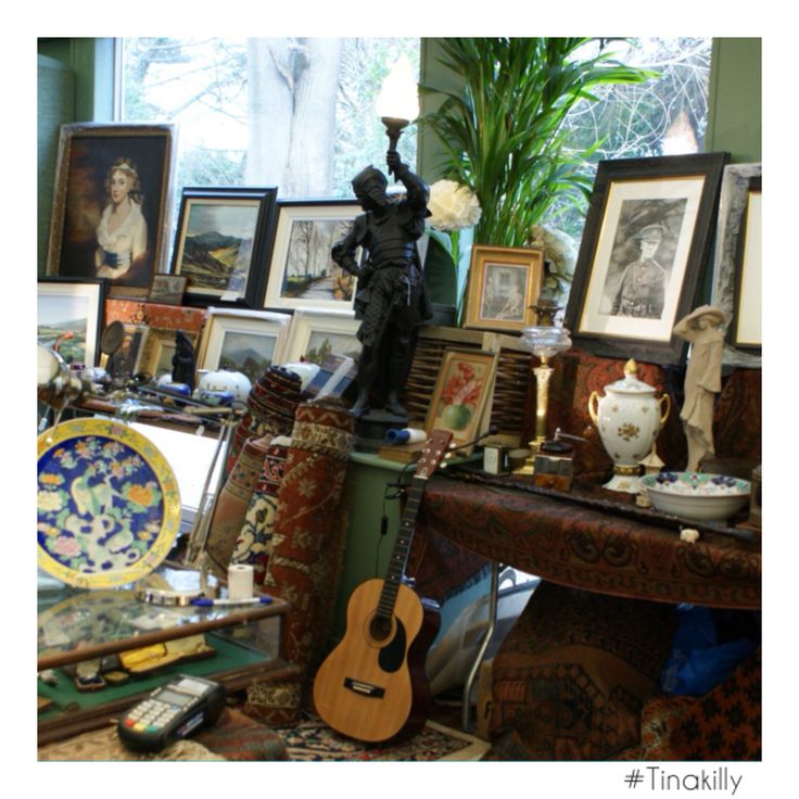 Lots of treasures at our #AntiquesFair   #Tinakilly #TinakillyAntiquesFair #Antiques