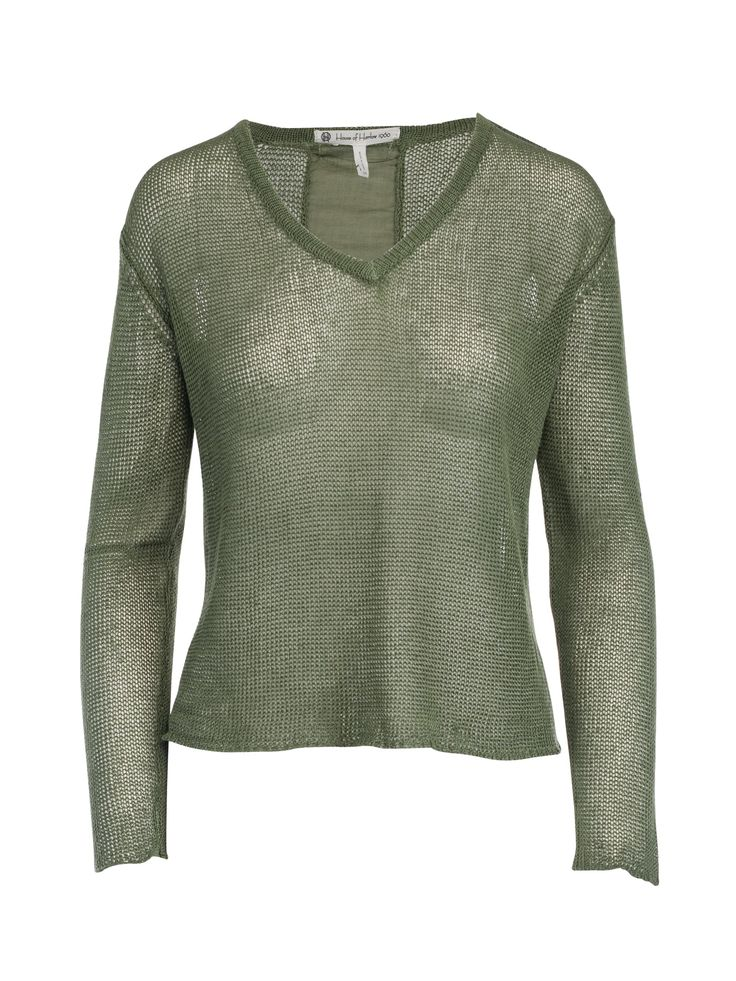 House Of Harlow Forest Knit Sweater