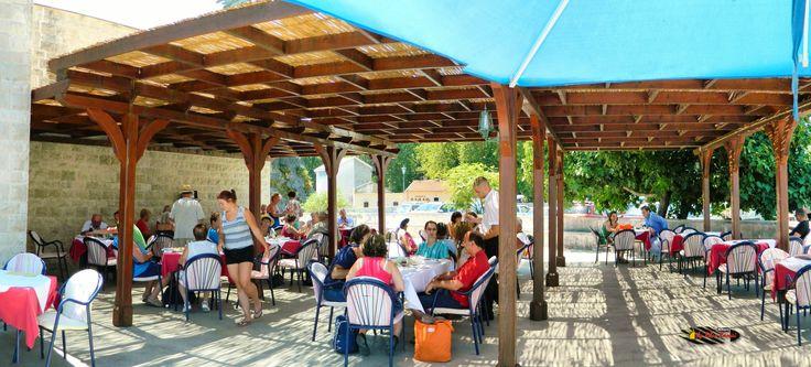 National Park, Lake Skadar, Hotel VIR and Restaurant, Virpazar, Montenegro, Nikon Coolpix L310, 6.2mm, 1/320s, ISO80, f/3.3, panorama mode: segment 2, HDR-Art photography, 201607091312