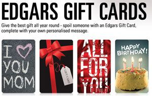R2000 Edgars Gift Certificate Shop for thousands of goodies at Edgars! - Tota Competitions SA