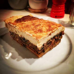 Greek Moussaka Recipe