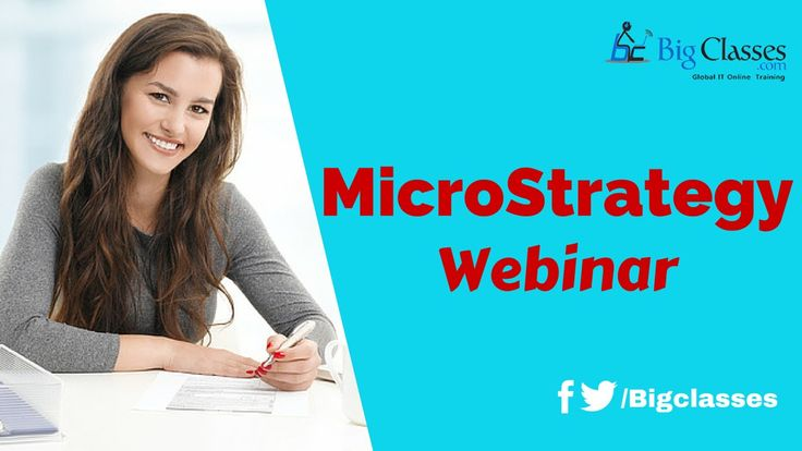 To know more details on Microstrategy click here:- http://bigclasses.com/microstrategy-o..., visit: +91 800 811 4040 MicroStrategy online training at bigclasses.com offers very affordable and flexible cost. #bigclasses #online #training #courses #OnlineTraining #tutorials #OnlineClasses #Microstrategy