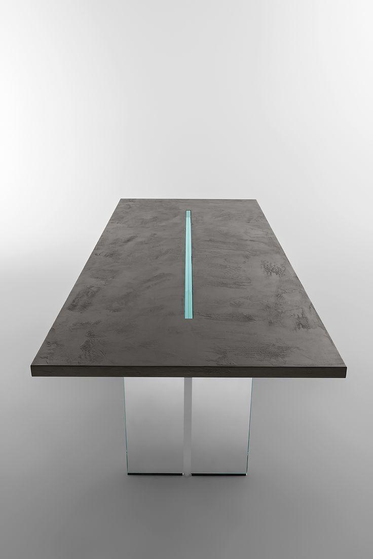 Good LLT Wood Table, Fiam Italia Great Ideas