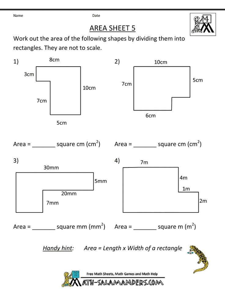 Best 25+ Area worksheets ideas on Pinterest | Perimeter worksheets ...